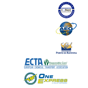Carrier consortium CONSAR, Ravenna has been also certified by iQnet, Certiquality and ECTA