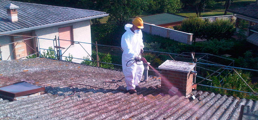 Asbestos remediation removal